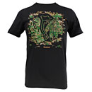 Chicago Blackhawks Camo Disguise T-Shirt