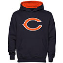 Chicago Bears Preschool Primary Hooded Sweatshirt