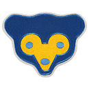 Chicago Cubs 1969 Bear Face Logo Patch