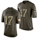 Chicago Bears Alshon Jeffery Salute To Service Limited Jersey