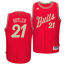 Chicago Bulls Jimmy Butler Christmas Day Swingman Jersey