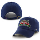 Chicago Cubs Wrigley Field 100 Year Anniversary Royal Blue Cleanup Adjustable Cap