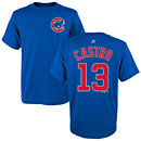 Chicago Cubs Starlin Castro Youth Name and Number T-Shirt