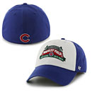 Chicago Cubs Wrigley Field 100 Year Anniversary Freshman Franchise Fitted Cap