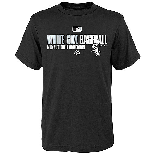 Chicago White Sox 2015 Youth XL Kids Hooded Zip up Sweatshirt MLB Fan Apparel & Souvenirs