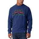 Chicago Cubs Wrigley Field 100 Year Anniversary Striker Crew Sweatshirt
