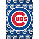 Chicago Cubs Greeting Card Garden Flag