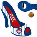 Chicago Cubs High Heel Shoe Bottle Opener