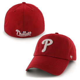 Philadelphia Phillies Home Franchise Fitted Cap