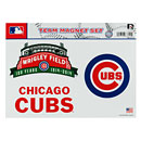 Chicago Cubs Wrigley Field 100 Year Anniversary Magnet Sheet