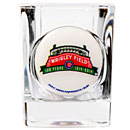 Chicago Cubs Wrigley Field 100 Year Anniversary Shot Glass