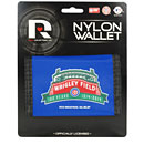 Chicago Cubs Wrigley Field 100 Year Anniversary Nylon Wallet