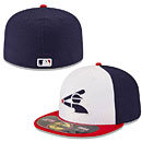 Chicago White Sox Diamond Era 59FIFTY Performance Fitted Cap