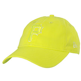 Pittsburgh Pirates Youth Neon Essential Adjustable Cap