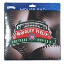 Chicago Cubs Wrigley Field 100 Year Anniversary Mouse Pad