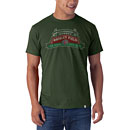 Chicago Cubs Wrigley Field 100 Year Anniversary Green Flanker T-Shirt