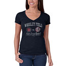 Chicago Cubs vs. New York Yankees Ladies Historic Rivalry T-Shirt
