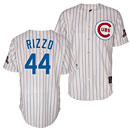 Chicago Cubs Anthony Rizzo Wrigley Field 100 Year 1969 Throwback Replica Jersey
