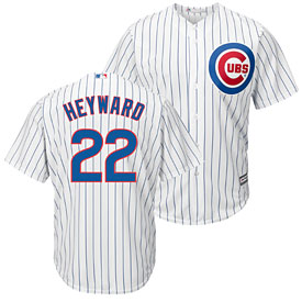 Chicago Cubs Jason Heyward Home Cool Base Replica Jersey