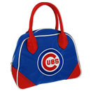 Chicago Cubs Bullseye Bowler Bag Purse