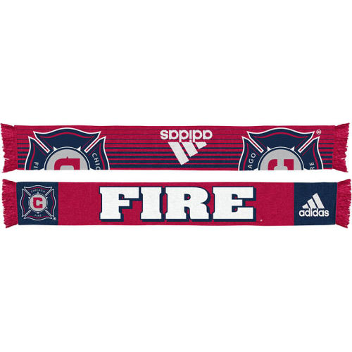 Chicago Fire Draft Scarf