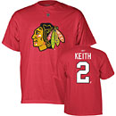 Chicago Blackhawks Duncan Keith Youth Name and Number T-Shirt