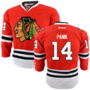 Chicago Blackhawks Richard Panik Youth Red Premier Jersey w/ Authentic Lettering