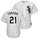 Chicago White Sox Todd Frazier Youth Home Cool Base Replica Jersey