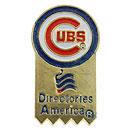 Chicago Cubs Directories America Souvenir Pin