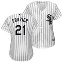 Chicago White Sox Todd Frazier Ladies Home Cool Base Replica Jersey