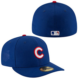 Chicago Cubs Authentic Collection Game Diamond Era Low Crown 59FIFTY Fitted Cap