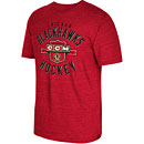 Chicago Blackhawks Supra Shield Tri-Blend T-Shirt