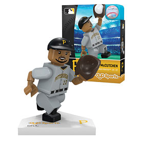 Pittsburgh Pirates Andrew McCutchen OYO Generation 5 Minifigure