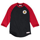 Chicago Blackhawks Unbeaten Henley Shirt