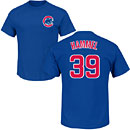 Chicago Cubs Jason Hammel Youth Name and Number T-Shirt