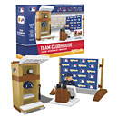 MLB Clubhouse Locker Room Building Block Set