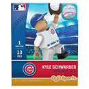 Chicago Cubs Kyle Schwarber OYO Generation 5 Minifigure
