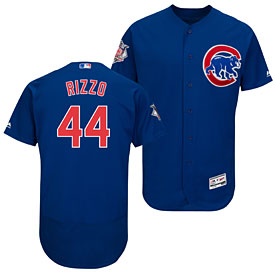 Chicago Cubs Anthony Rizzo Flexbase Alternate Authentic Collection Jersey