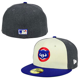 Chicago Cubs 1984 Classic Cooperstown 59FIFTY Fitted Cap