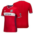 Chicago Fire SC 2016 Authentic Primary Jersey