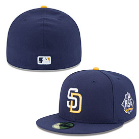 San Diego Padres Authentic Collection 2016 All-Star Game On Field 59FIFTY Fitted Ca