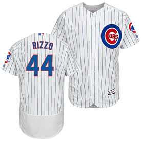 Chicago Cubs Anthony Rizzo Home Flexbase Authentic Collection Jersey
