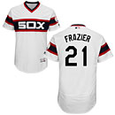 Chicago White Sox Todd Frazier Alternate White Flexbase Authentic Collection Jersey