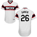 Chicago White Sox Avisail Garcia Alternate White Flexbase Authentic Collection Jersey