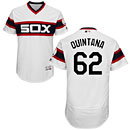 Chicago White Sox Jose Quintana Alternate White Flexbase Authentic Collection Jersey