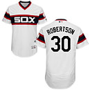 Chicago White Sox David Robertson Alternate White Flexbase Authentic Collection Jersey