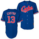 Chicago Cubs Starlin Castro Wrigley Field 100 Year 1994 Throwback Replica Jersey