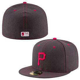 Pittsburgh Pirates 2016 Mother's Day 59FIFTY Fitted Cap