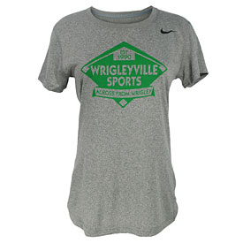 Wrigleyville Sports Ladies Dri-FIT T-Shirt