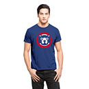 Chicago Cubs Angry Bear Frozen Rope T-Shirt